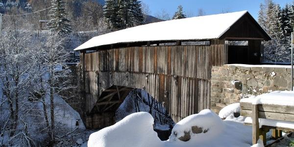 Ponte coperto Panchià