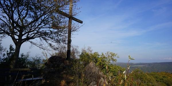 Gipfelkreuz Maunert