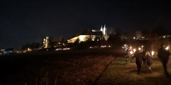 Fackelwanderung von St. Stefan nach Stainz