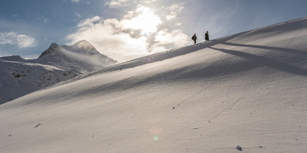 Winterwandern Silvretta-Bielerhöhe