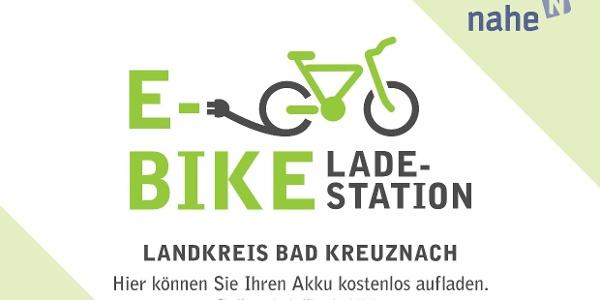 Logo E-Bike-Ladestation