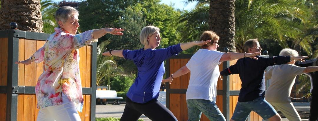 Yoga - Gesund & Glücklich
