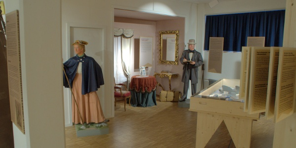 Heimat und Seilbahn Museum Kandersteg