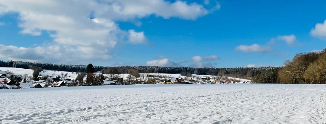 Blick auf Rötenbach