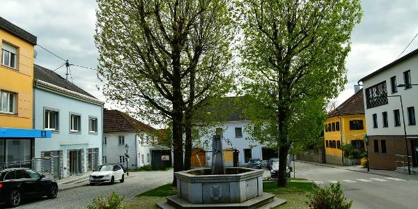 Tragwein-Marktplatz