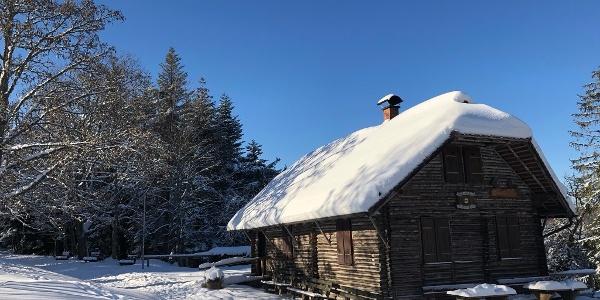 Rodelhütte Bad Wildbad