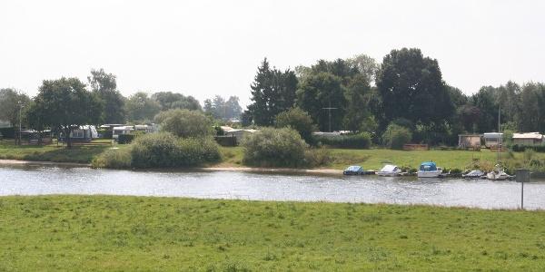 Campingplatz Fährhaus an der Weser Thedinghausen