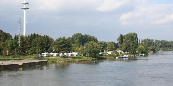 Campingplatz Stolzenau