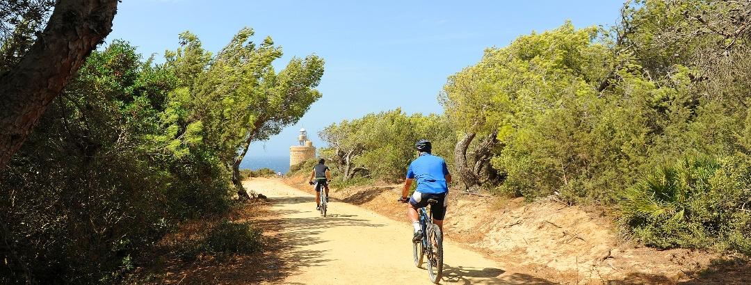 Radfahren in Kap Gracia, Cadiz – Andalusien