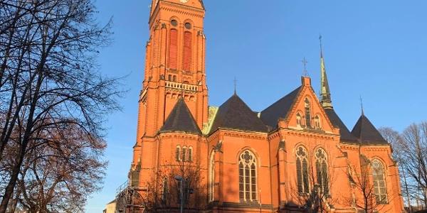 Nicolaikirche Aue
