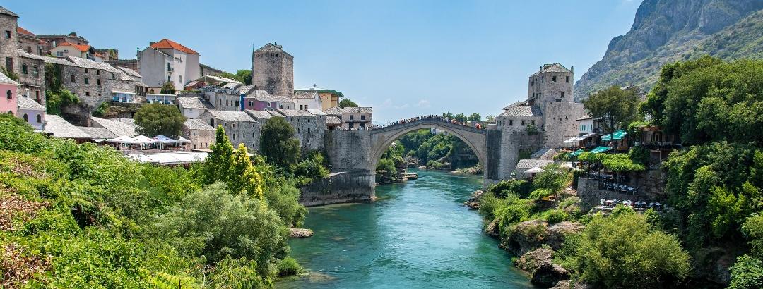 Mostar, Bosnien und Herzegovina