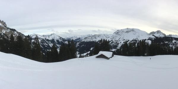 Skitour zum Füssener Jöchle