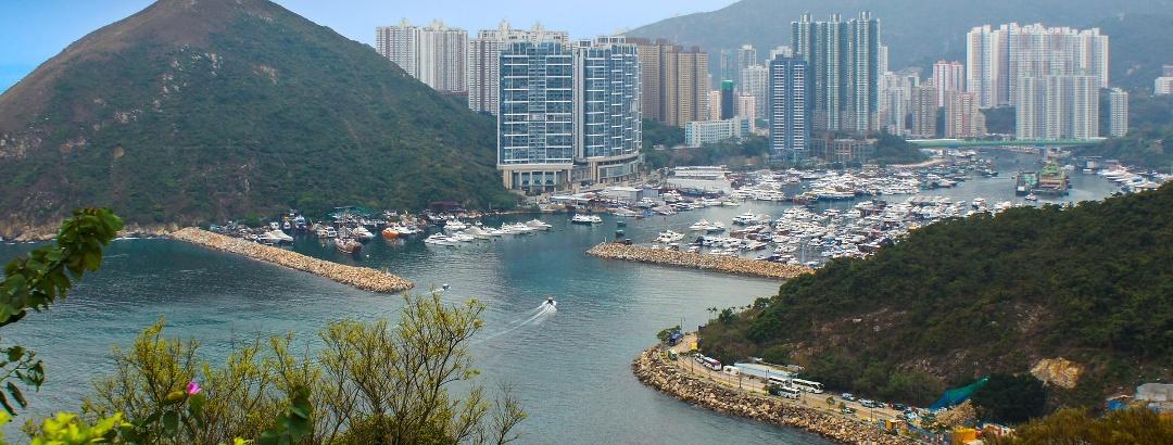 香港 海洋公园风景