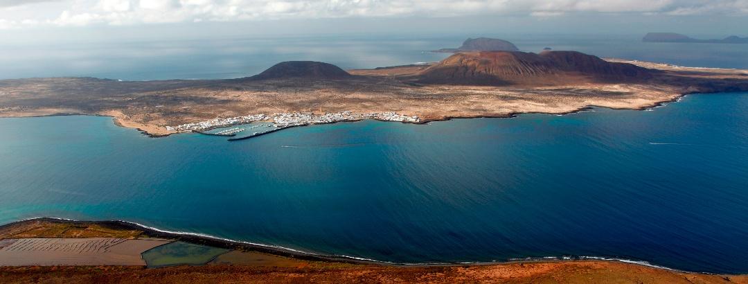 Insel La Graciosa – Kanarische Inseln