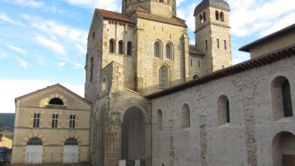 Abtei Cluny (Okt. 2012)
