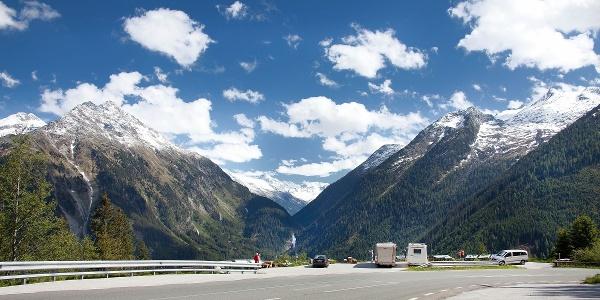 Gerlos Alpenstraße