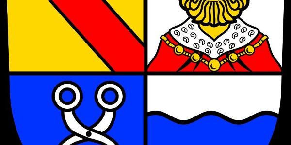 Das Wappen von Königsbach-Stein