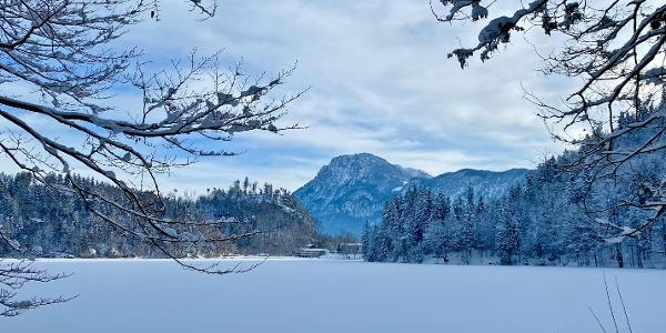 Kiefersfelden, Rundweg Hechtsee