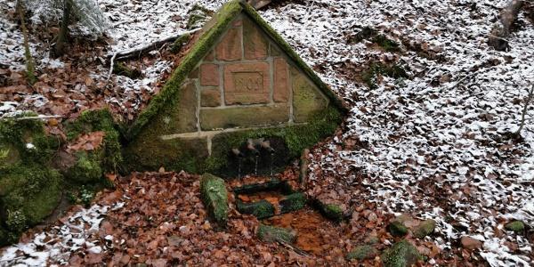 Drei Röhrenbrunnen - Lindenberg (Pfalz)
