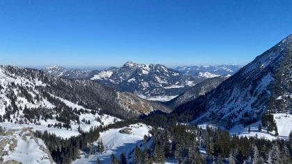 Sicht vom Taubenstein