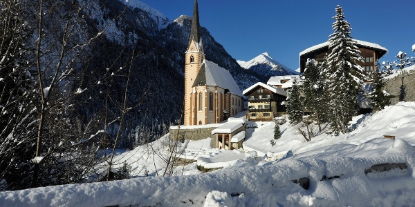 Wir empfehlen entlang dieser Runde einen Besuch der Wallfahrtskirche St. Vinzenz