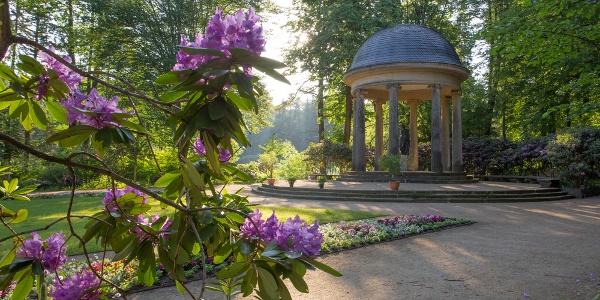 Floratempel im Paul-Schindel-Park