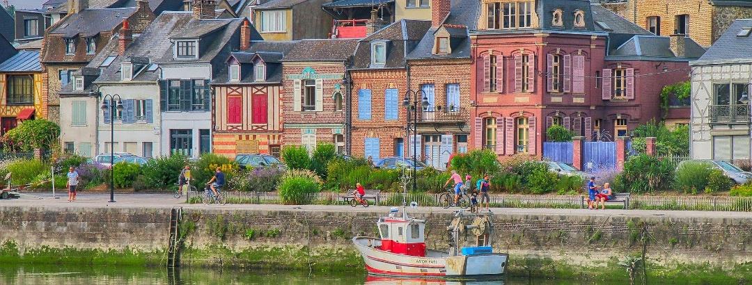 Saint-Valéry-sur-Somme à vélo