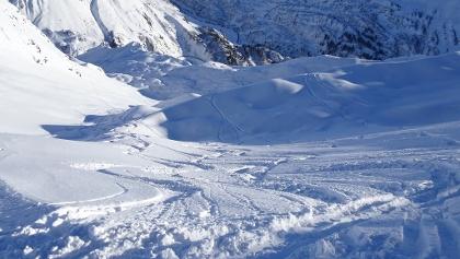 Bei  gutem Schnee wie hier ein Traum