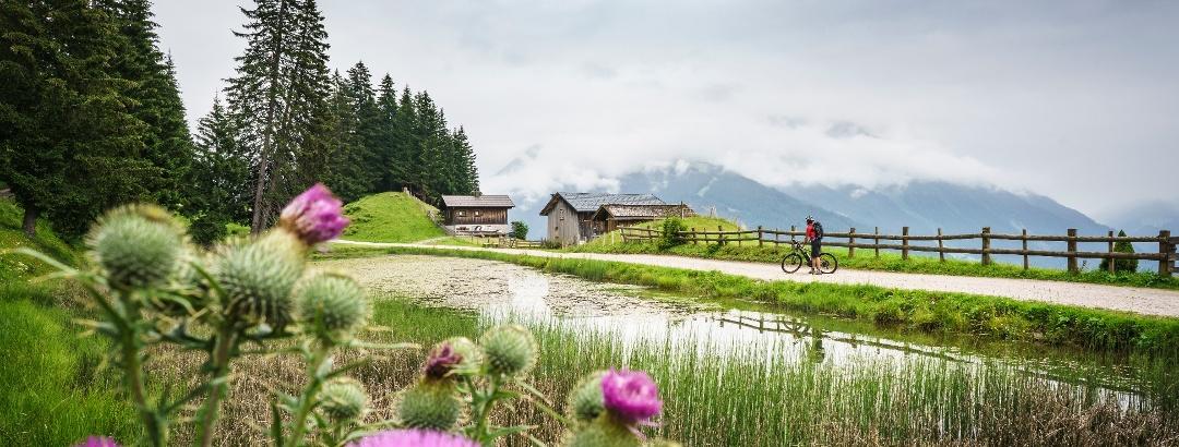 Mountainbiken im Montafon