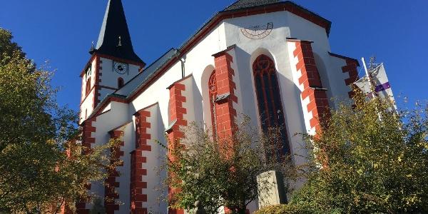 Kirche Pilgramsreuth in Oberfranken