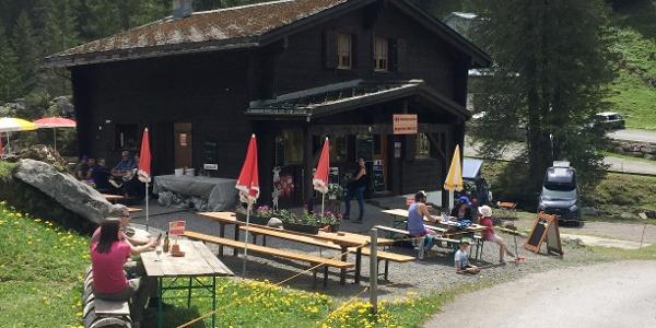 Bergwirtschaft Sahli-Alp