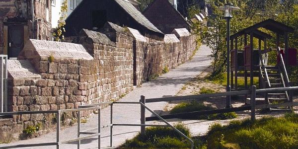 Otterberg - Stadtmauer