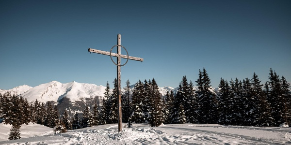 Rosskopf Winter Sterzing Südtirol