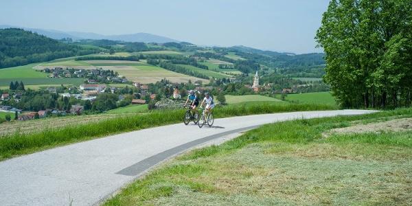 Rennradtouren in der Buckligen Welt