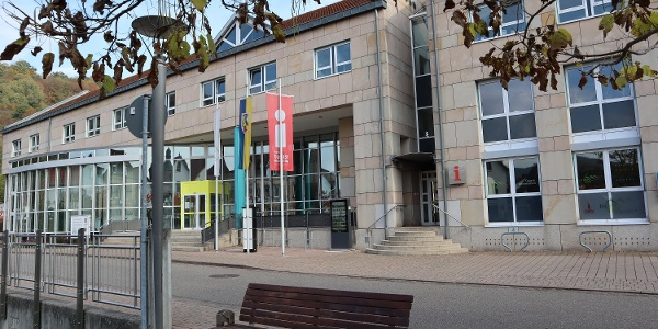 Station 1 Messplatz (Tourist-Information)