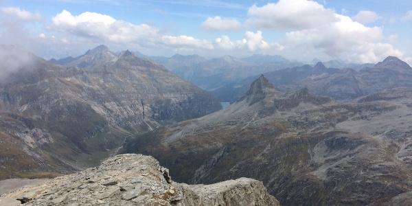 Gipfel Pizzo Cassinello