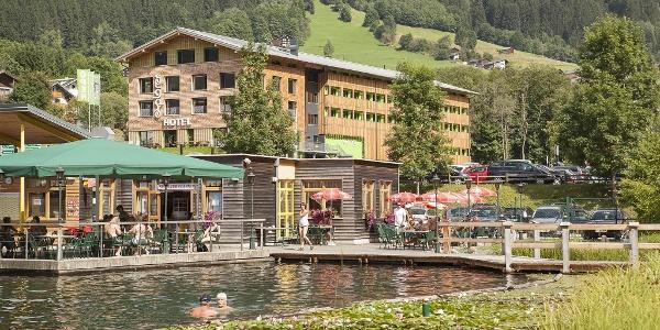 Außen Sommer - Explorer Hotel Montafon