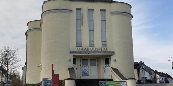 Maarmuseum in Manderscheid