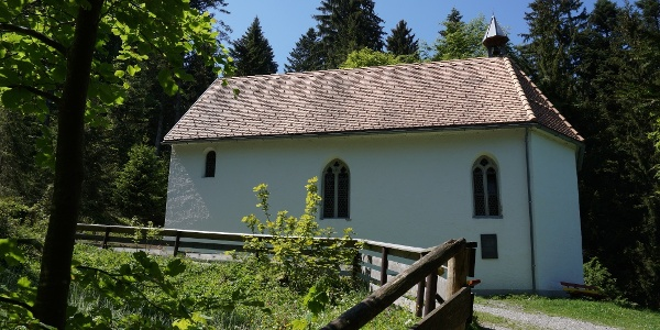 Ulrichskapelle in Möggers