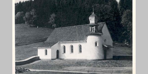 Fatima Kapelle Riezlern historisch