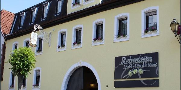 Außenansicht Hotel Rebmann