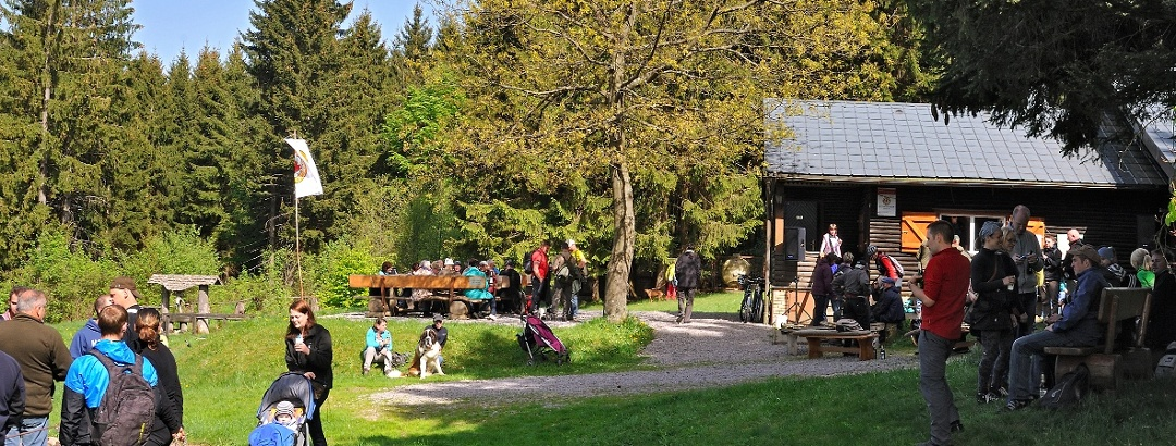 Albert Schweitzer Hütte Altenfeld