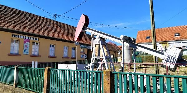 Le musée du pétrole