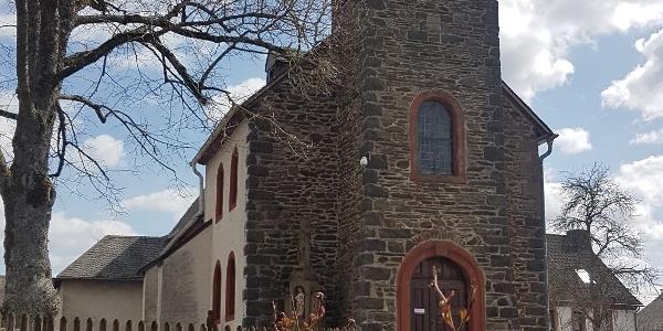 St. Quirin Kirche Gipperath