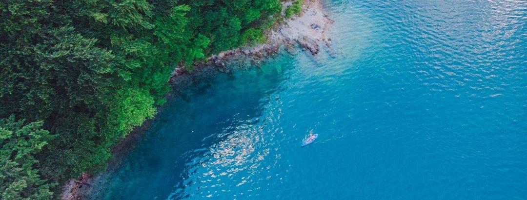 Canoa - Lago di Ledro