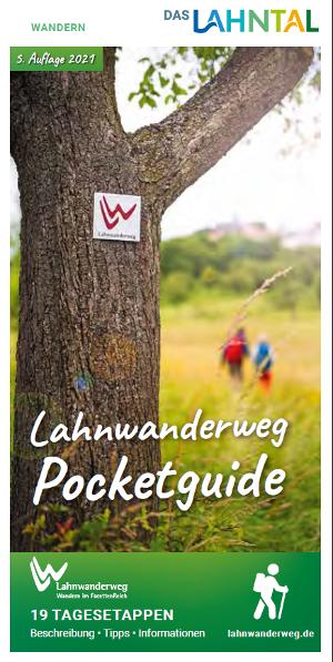 Lahnwanderweg - Pocketguide