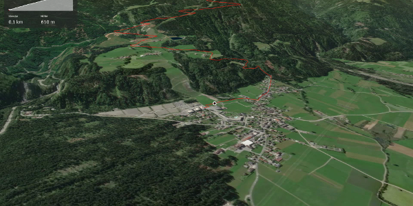 Mountainbike-tour in der Naturarena Kärnten: Nassfeld Pramollo Hero