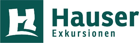 Logo Hauser Exkursionen International GmbH