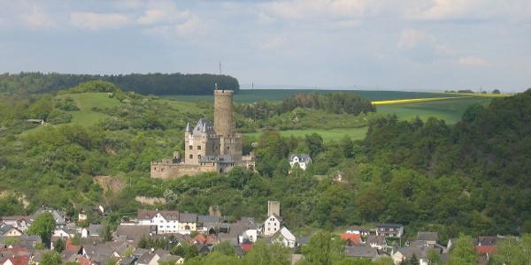 Blick auf Burgschwalbach
