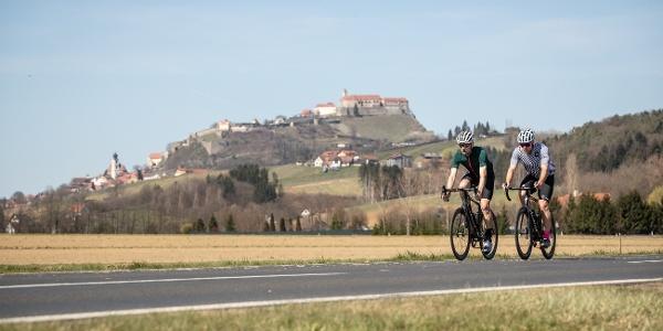 Rennradtour zur Riegersburg